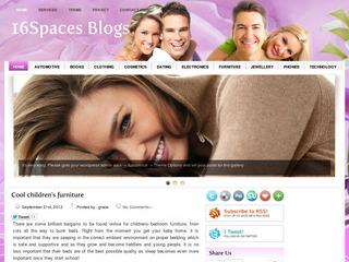 16 Spaces Blog