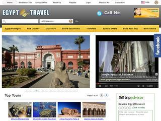 vacation package tour egypt