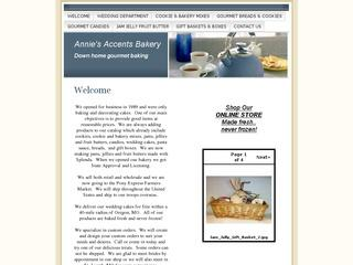 Annie's Accents Bakery