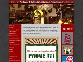 Antiques and Collectibles Dealer Associations