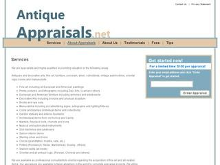 Antique Appraisal.Net
