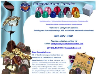 Candyma'am Candies