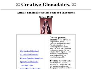 Creative Chocolates
