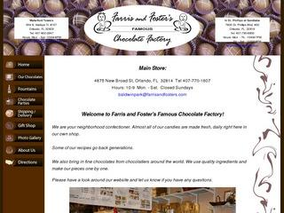 Farris and Foster's Fine Chocolates