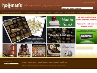Hoffman's Chocolate Shoppes