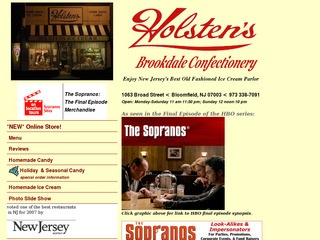 Holsten's  Brookdale Confectionery