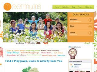 Meet Mums Parenting Blog