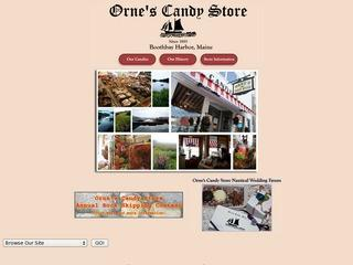 Orne's Candy Store