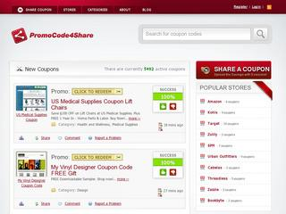 Promo Code, Coupon, Coupons Codes, Free Shipping and Discounts