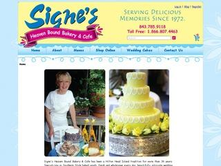 Signe's Heaven Bound Bakery