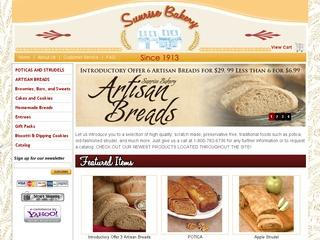 Sunrise Gourmet Foods