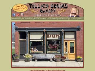 Tellico Grains Bakery