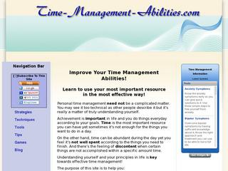 Time Management Blog