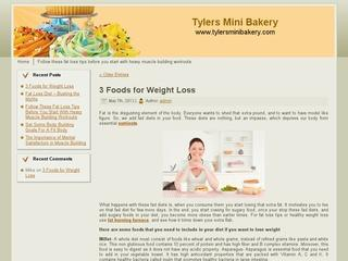 Tyler's Mini Bakery