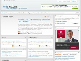 Vote India a Voters Guide