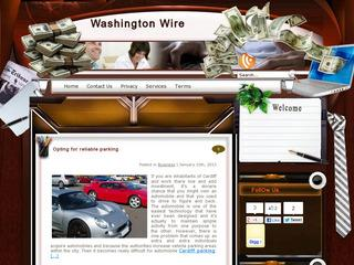 Washington Wire Blog